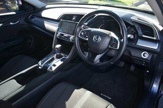 2017 Honda Civic MY17 VTi-S Grey Continuous Variable Sedan