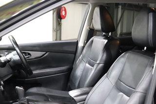 2017 Nissan X-Trail T32 Series II ST-L X-tronic 2WD Black/Grey 7 Speed Constant Variable Wagon