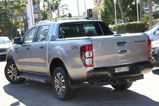 2016 Ford Ranger PX MkII Wildtrak 3.2 (4x4) Silver 6 Speed Automatic Dual Cab Pick-up.