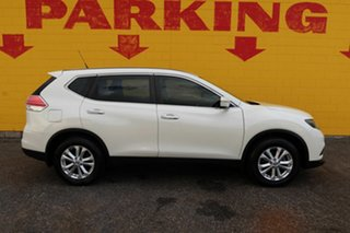 2016 Nissan X-Trail T32 ST  X-tronic Pearl White 6 Speed Constant Variable Wagon
