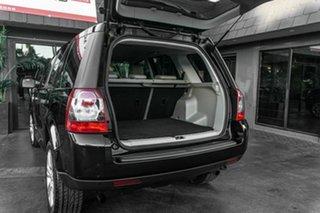 2009 Land Rover Freelander 2 LF 10MY Si6 SE Black 6 Speed Sports Automatic Wagon
