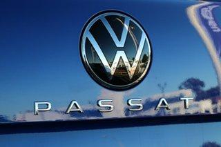 2021 Volkswagen Passat 3C (B8) MY21 206TSI DSG 4MOTION R-Line Lapiz Blue 6 Speed