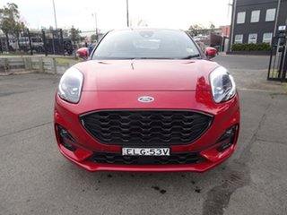 2020 Ford Puma JK 2020.75MY ST-Line Lucid Red 7 Speed Automatic Wagon
