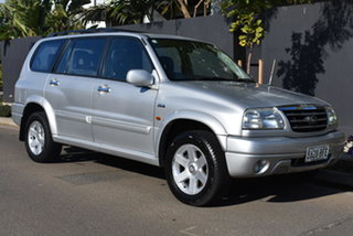 2003 Suzuki XL-7 JA S4 MY2003 Silver 5 Speed Manual Wagon