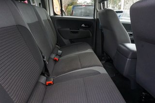 2016 Volkswagen Amarok 2H MY16 TDI400 4Mot Highline White 6 Speed Manual Utility