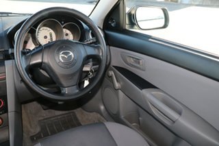 2006 Mazda 3 BK10F1 Neo Blue 4 Speed Sports Automatic Sedan