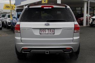 2014 Ford Territory SZ Titanium Seq Sport Shift Lightning Strike 6 Speed Sports Automatic Wagon