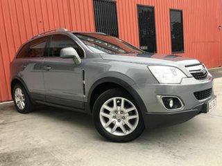 2014 Holden Captiva CG MY14 5 LT Grey 6 Speed Sports Automatic Wagon.