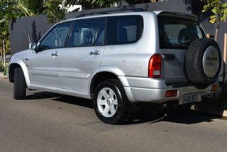 2003 Suzuki XL-7 JA S4 MY2003 Silver 5 Speed Manual Wagon.
