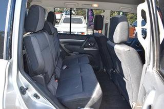 2019 Mitsubishi Pajero NX MY19 GLX Silver 5 Speed Sports Automatic Wagon
