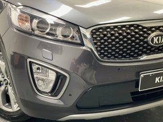 2015 Kia Sorento UM MY16 Platinum AWD Platinum Grey 6 Speed Sports Automatic Wagon.
