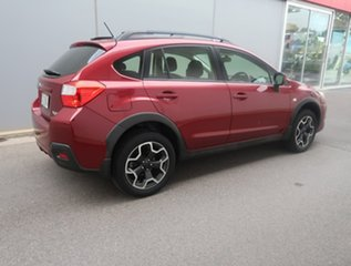 2013 Subaru XV G4X MY13 2.0i Lineartronic AWD Red 6 Speed Constant Variable Wagon