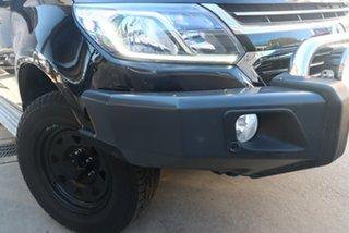 2017 Holden Colorado RG MY18 LTZ (4x4) Mineral Black 6 Speed Automatic Crew Cab Pickup.