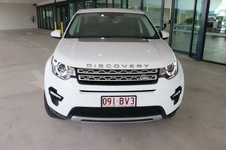 2018 Land Rover Discovery Sport L550 18MY HSE Polaris White 9 Speed Sports Automatic Wagon
