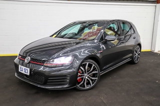 2016 Volkswagen Golf VII MY16 GTI DSG Performance Grey 6 Speed Sports Automatic Dual Clutch.