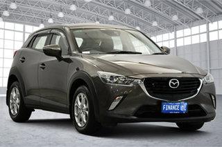 2015 Mazda CX-3 DK2W7A Maxx SKYACTIV-Drive Bronze 6 Speed Sports Automatic Wagon.