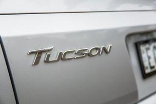 2017 Hyundai Tucson TL2 MY18 Active 2WD Platinum Silver 6 Speed Sports Automatic Wagon