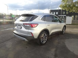 2020 Ford Escape ZH 2020.75MY Moondust Silver 8 Speed Automatic SUV