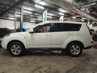 2010 Peugeot 4007 ST DCS Auto HDi White 6 Speed Sports Automatic Dual Clutch Wagon