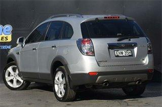 2011 Holden Captiva CG Series II 7 AWD LX Silver 6 Speed Sports Automatic Wagon