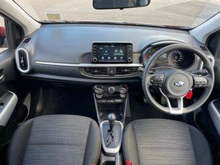 2020 Kia Picanto JA MY20 S Pop Orange 4 Speed Automatic Hatchback