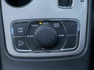 2012 Jeep Grand Cherokee WK Limited (4x4) Grey 5 Speed Automatic Wagon