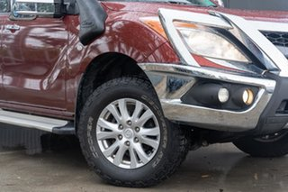 2012 Mazda BT-50 UP0YF1 GT Copper Red 6 Speed Sports Automatic Utility.
