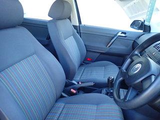 2006 Volkswagen Polo 9N MY06 Upgrade Match Black Metallic 5 Speed Manual Hatchback