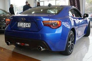 2020 Subaru BRZ Z1 MY20 Blue 6 Speed Sports Automatic Coupe