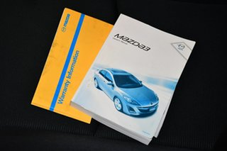 2010 Mazda 3 BL10L1 SP25 Activematic White 5 Speed Sports Automatic Sedan