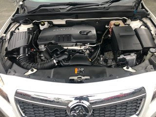 2015 Holden Malibu V300 MY15 CD Summit White 6 Speed Sports Automatic Sedan