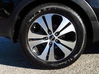2013 Kia Sportage SL MY13 Platinum (AWD) Black 6 Speed Automatic Wagon.