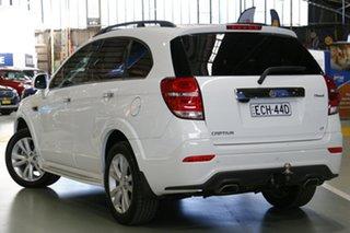 2017 Holden Captiva CG MY16 7 LT (AWD) Summit White 6 Speed Automatic Wagon.