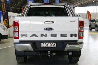 2019 Ford Ranger PX MkIII MY19 XLT 2.0 Hi-Rider (4x2) White 10 Speed Automatic Double Cab Pick Up
