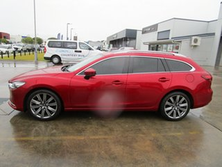 2019 Mazda 6 GL1032 Atenza SKYACTIV-Drive Red 6 Speed Sports Automatic Wagon