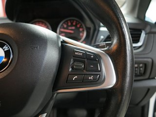 2015 BMW 2 Series F45 218i Active Tourer Steptronic Sport Line White 6 Speed Automatic Hatchback