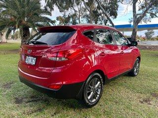 2014 Hyundai ix35 LM3 MY14 SE Cool Red 6 Speed Sports Automatic Wagon
