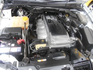 2010 Ford Falcon FG XR6 White 6 Speed Sports Automatic Sedan