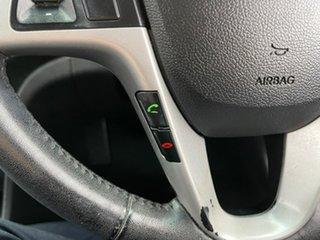 2012 Hyundai Accent RB Premium Blue 4 Speed Sports Automatic Hatchback