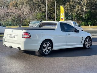 2014 Holden Ute SV6 White Sports Automatic Utility - Extended Cab