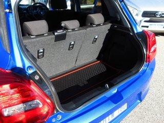 2017 Suzuki Swift GL Navi (Qld) Blue Continuous Variable Hatchback