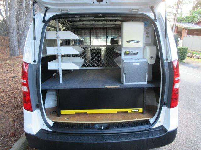 Used Hyundai iLOAD TQ3-V Series II MY16 Reynella, 2016 Hyundai iLOAD TQ3-V Series II MY16 White 5 Speed Automatic Van
