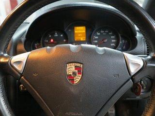 2010 Porsche Cayenne 9PA MY10 Diesel Black 6 Speed Sports Automatic Wagon
