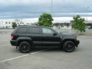 2007 Jeep Grand Cherokee WH Laredo (4x4) Black 5 Speed Automatic Wagon