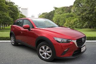 2021 Mazda CX-3 DK2W7A Neo SKYACTIV-Drive FWD Sport Soul Red 6 Speed Sports Automatic Wagon.