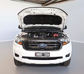 2019 Ford Ranger PX MkIII 2019.00MY XL Hi-Rider White 6 Speed Sports Automatic Double Cab Pick Up