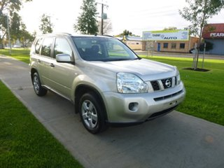 2009 Nissan X-Trail T31 ST Beige Constant Variable Wagon.