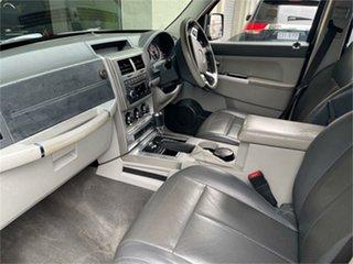 2009 Jeep Cherokee KK Sport (4x4) Black 5 Speed 5 SP AUTOMATIC Wagon