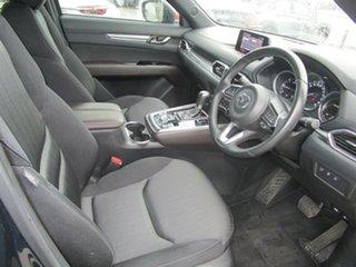 2018 Mazda CX-8 KG2W2A Sport SKYACTIV-Drive FWD Blue 6 Speed Sports Automatic Wagon