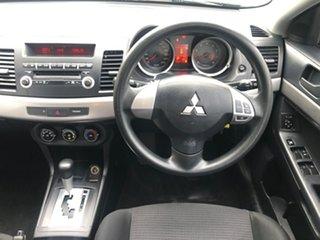 2007 Mitsubishi Lancer CH MY07 ES Effect Grey 4 Speed Sports Automatic Sedan